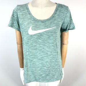 Nike The Nike Tee Dri Fit Women Medium